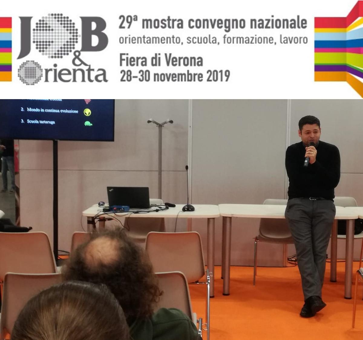 Job&Orienta Verona 2019